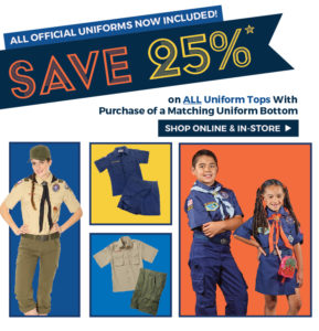 Holloway Scout Shop :: Boy Scouts of America – South Texas